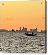 Saint Petersburg Florida Acrylic Print