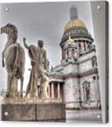 Saint-petersburg Russia Acrylic Print
