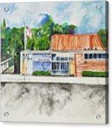 Saint Rose Catholic School Acrylic Print