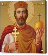 Saint Volodymyr Acrylic Print