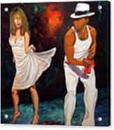 Salsa 2 Acrylic Print