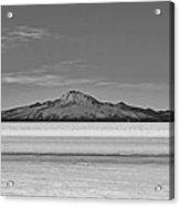 Salar De Uyuni No. 222-2 Acrylic Print