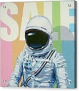 Sale Acrylic Print by Scott Listfield