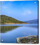 Salen Bay Loch Sunart Acrylic Print