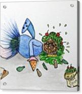 Sales Fairy Dancer 9 Acrylic Print