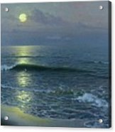 Salida De La Luna Acrylic Print