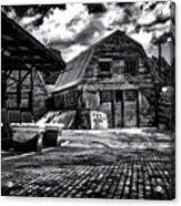 Salisbury Ct Acrylic Print