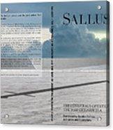 Sallust Cover Acrylic Print