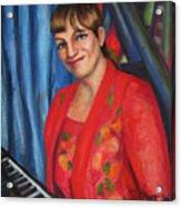 Sally Ann Acrylic Print