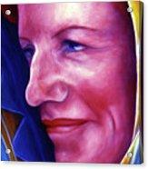 Sally Acrylic Print