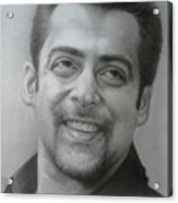 Salman Acrylic Print
