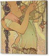 Salome, 1897 Acrylic Print