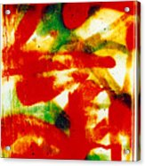 Salsa Acrylic Print