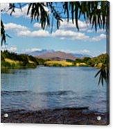 Salt River Arizona Acrylic Print