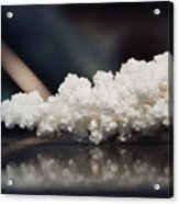 Salt without pepper Acrylic Print