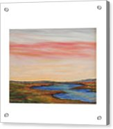 Saltpond Walk Acrylic Print