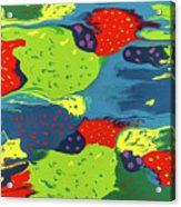 Salvador Suess Acrylic Print