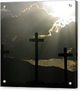 Salvation Acrylic Print