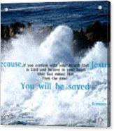 Salvation1 Acrylic Print