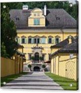 Salzburg Chateau Acrylic Print
