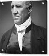 Sam Houston  1849 Acrylic Print