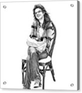 Samantha Jonice Elliott Acrylic Print