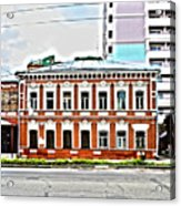 Samara Houses Acrylic Print