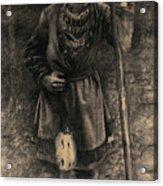 Same I Skogsbryn Acrylic Print