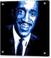 Sammy Davis Acrylic Print by DB Artist