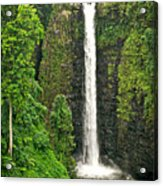 Samoan Falls 2 Acrylic Print