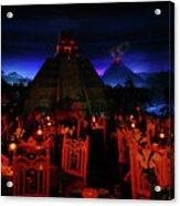 San Angel Inn Mexico Acrylic Print