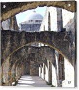 San Antoniio Spanish Mission Acrylic Print