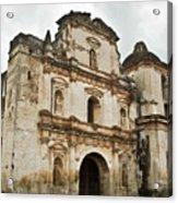 San Antonio Aguas Calientes Acrylic Print