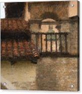 San Antonio Bell II Acrylic Print