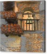 San Antonio Bell Acrylic Print