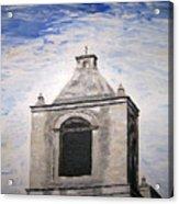 San Antonio Belltower Acrylic Print