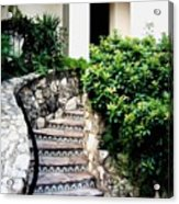 San Antonio Stairway Acrylic Print