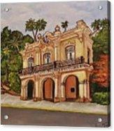 San Carlos Institute Acrylic Print