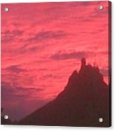 San Carlos Sunset Acrylic Print