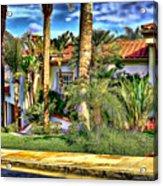 San Clemente Estate 3 Acrylic Print