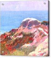 San Clemente Overlook Acrylic Print