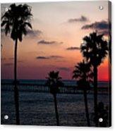 San Clemente Acrylic Print