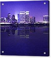 San Diego Cityscape Acrylic Print