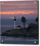 San Diego Lighthouse Acrylic Print