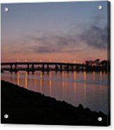 San Diego Sunset 1 Acrylic Print