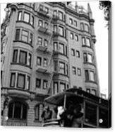 San Fran Trolley Acrylic Print