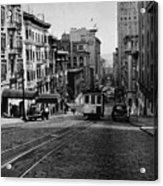 San Francisco 1945 Acrylic Print