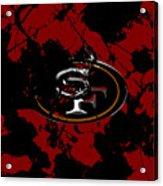 San Francisco 49ers 1b Acrylic Print