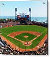 San Francisco Ballpark Acrylic Print