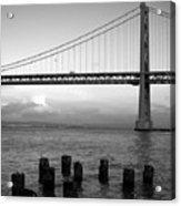 San Francisco Bay Bridge Acrylic Print